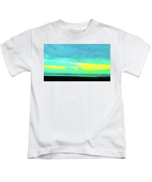 Sunset #8 Kids T-Shirt