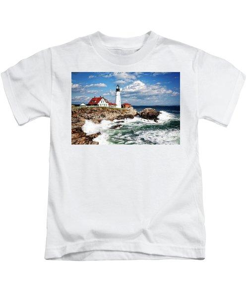 Surf Meets Land Kids T-Shirt