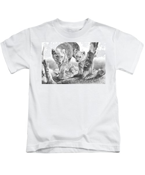 Suspicious Minds Kids T-Shirt