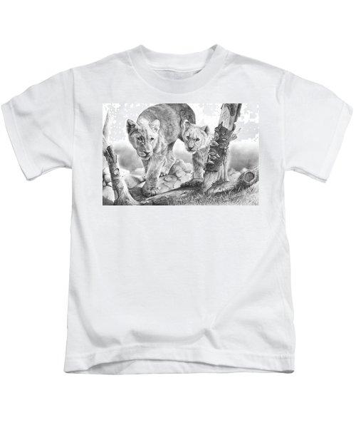 Suspicious Minds Kids T-Shirt