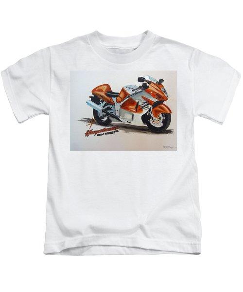 Suzuki Hayabusa Kids T-Shirt