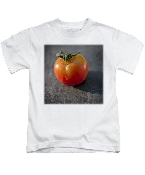 Sweet 100 T Kids T-Shirt by David Stone
