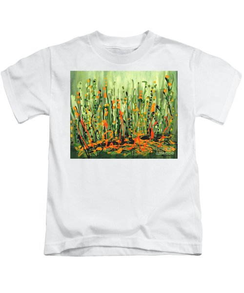 Sweet Jammin' Peas Kids T-Shirt