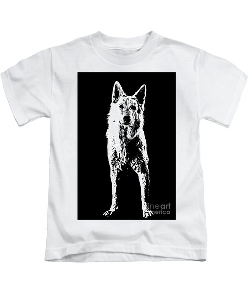 Swiss Shepherd Kids T-Shirt