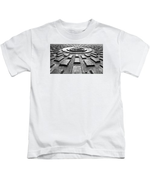 Symmetrical Kids T-Shirt