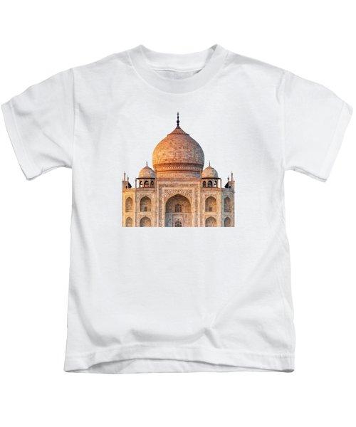 Taj Mahal T Kids T-Shirt