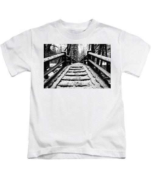 Take A Walk With Me Kids T-Shirt