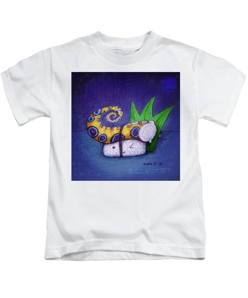 Tako Nigiri Big Excellency Kids T-Shirt