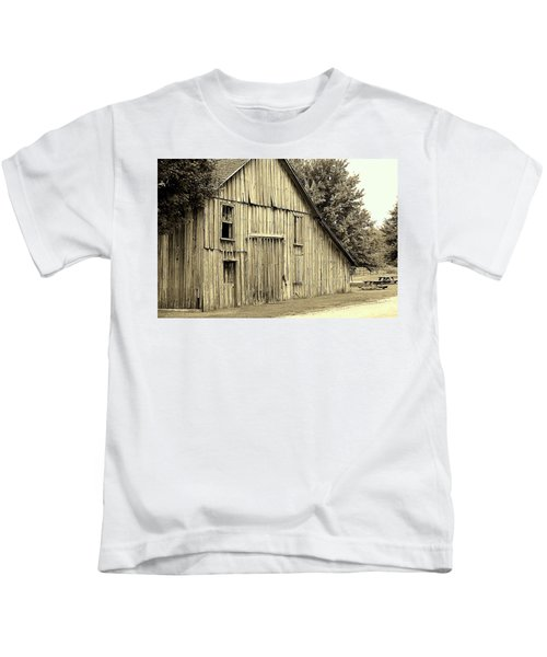 Tall Barn Kids T-Shirt