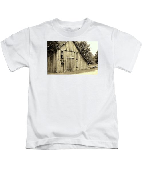 Tall Barn Kids T-Shirt