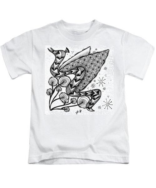 Tangled Serpent Kids T-Shirt