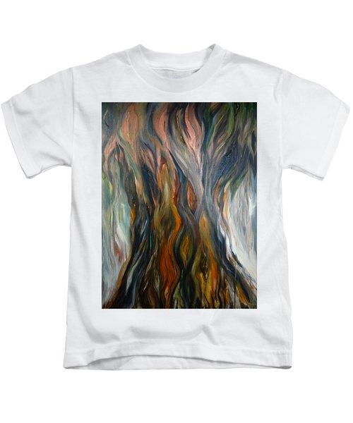 Taotaomo'na Tree Kids T-Shirt