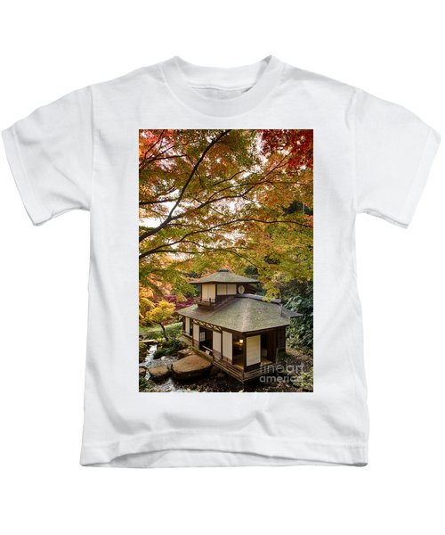 Tea Ceremony Room Kids T-Shirt