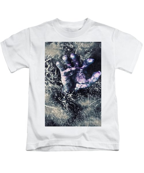 Terror From The Crypt Kids T-Shirt