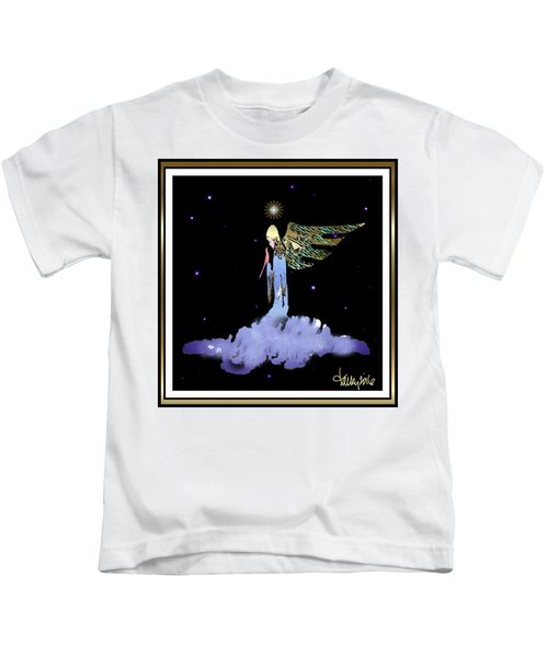 Heavenly Visit Kids T-Shirt
