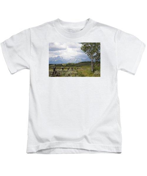 Teton Ranch Kids T-Shirt