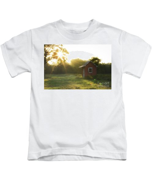 Texas Farm Kids T-Shirt
