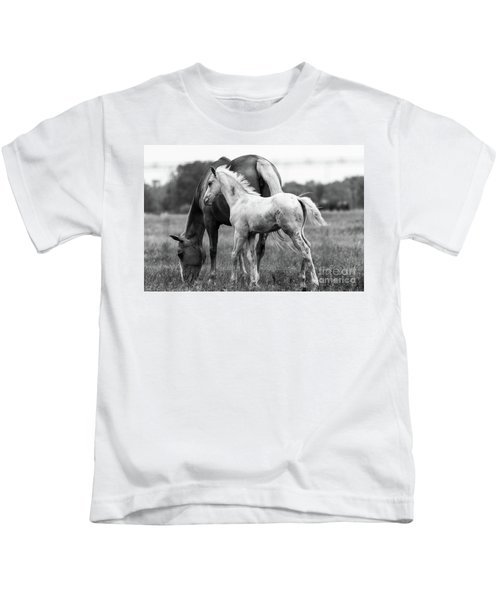 Texas Ranch  Kids T-Shirt