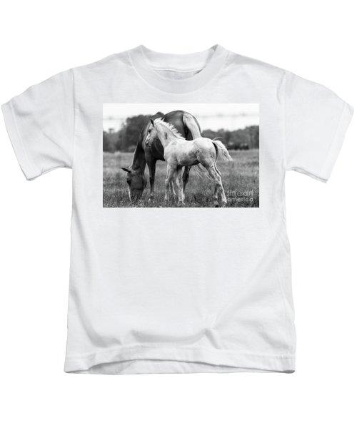 Texas Ranch  Kids T-Shirt