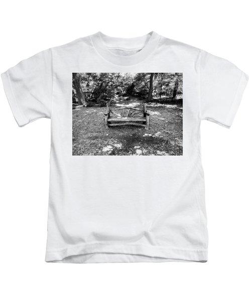 That Weird Bench One Kids T-Shirt