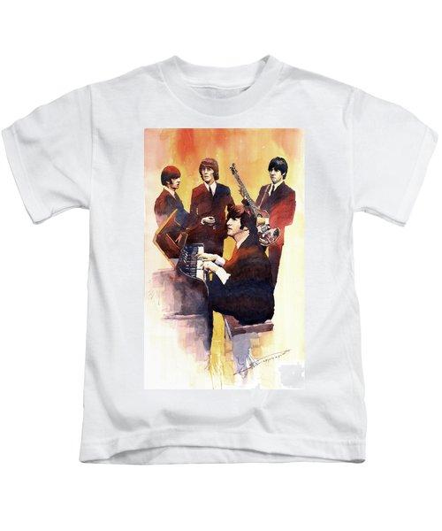 The Beatles 01 Kids T-Shirt