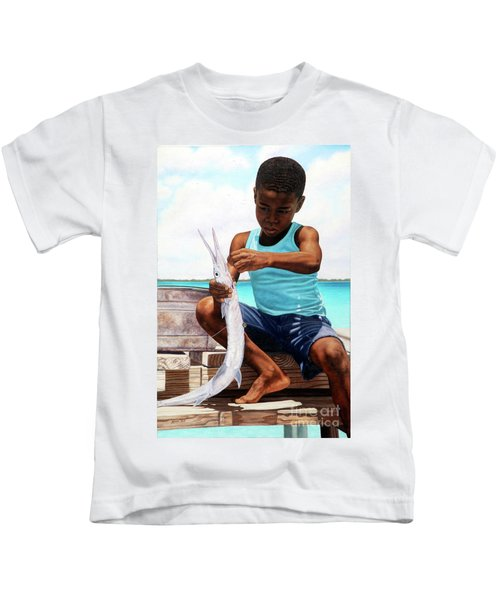 The Big Catch Kids T-Shirt
