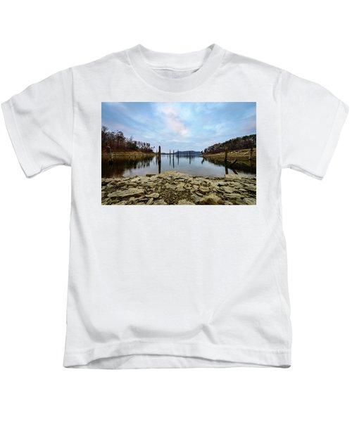 The Bottom Of The Lake Kids T-Shirt
