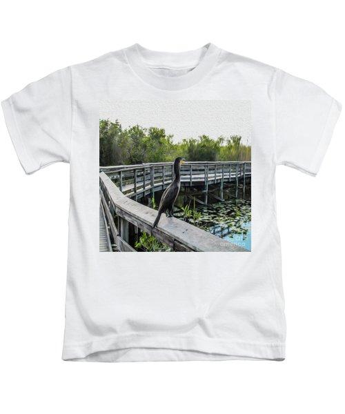 The Cormorant Kids T-Shirt