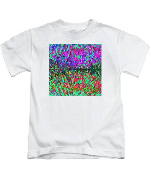 The Cosmic Dance - Abstract 4 Kids T-Shirt