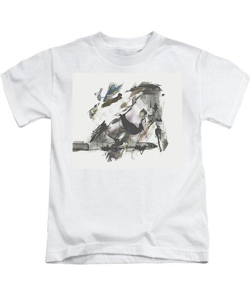 The Dancer Kids T-Shirt
