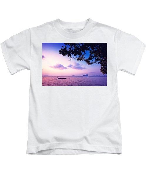 The Deserved Rest Kids T-Shirt