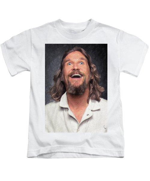The Dude Kids T-Shirt