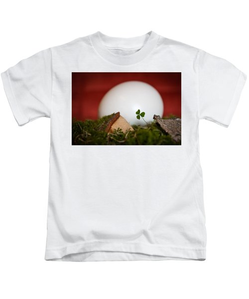 the egg - Happy Easter Kids T-Shirt