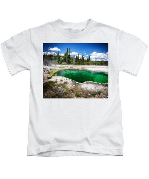 The Emerald Eye Kids T-Shirt