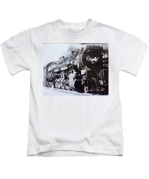 The Engine  Kids T-Shirt