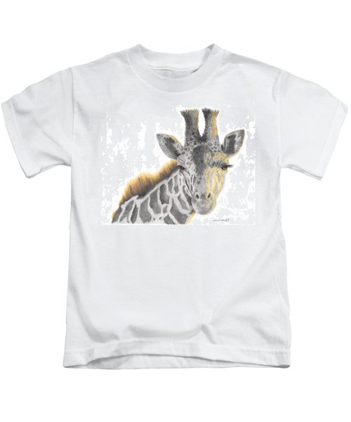 The Eyes Have It Kids T-Shirt