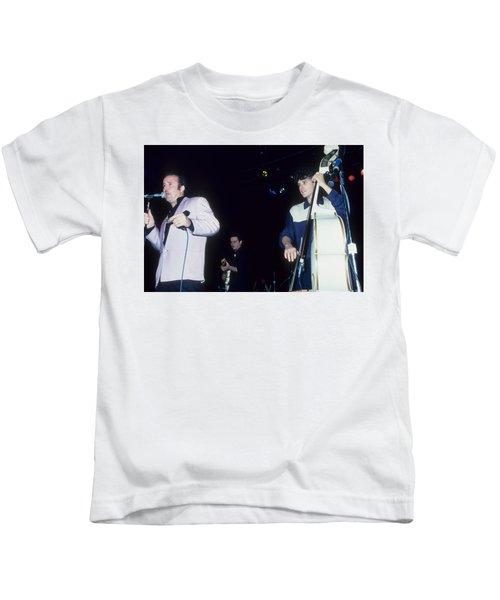 The Fabulous Thunderbirds Kids T-Shirt