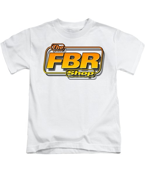The Fbr Shop 001 Kids T-Shirt