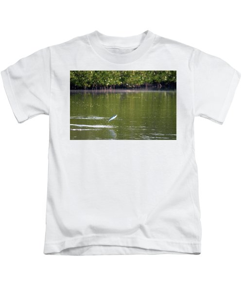 The Fish Are Jumping Kids T-Shirt