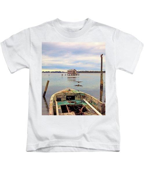 The Fishing Shack Kids T-Shirt