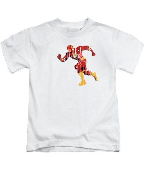 The Flash Kids T-Shirt