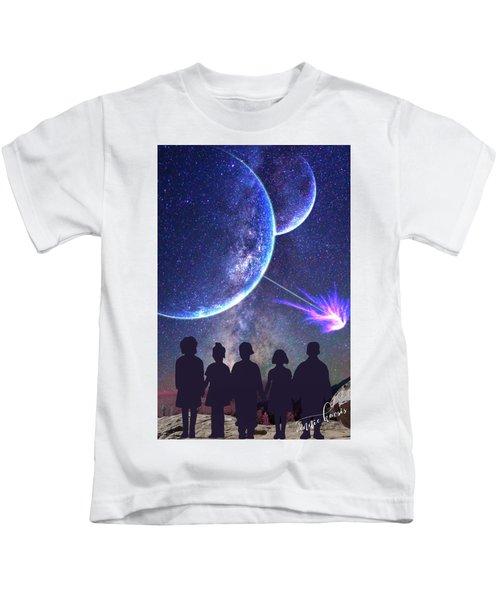 The Forgotten Children Kids T-Shirt