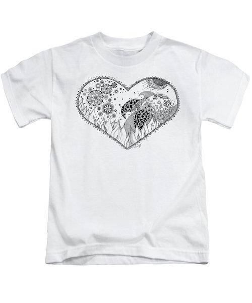 The Four Elements Kids T-Shirt