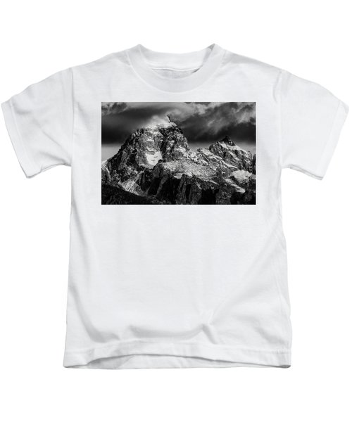 The Grand Teton Kids T-Shirt