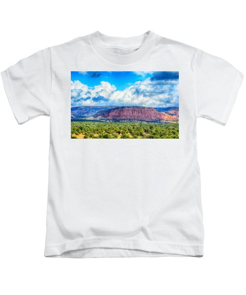 The Great Divide Kids T-Shirt