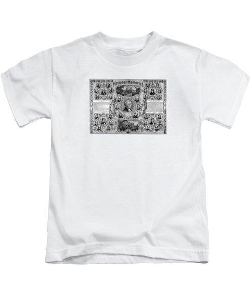 The Great National Memorial Kids T-Shirt