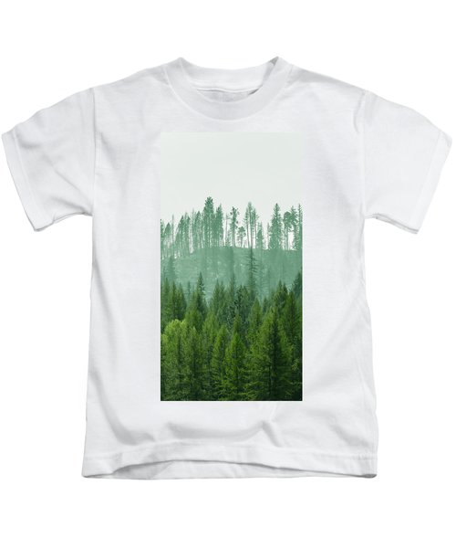 The Green And The Not So Green Kids T-Shirt