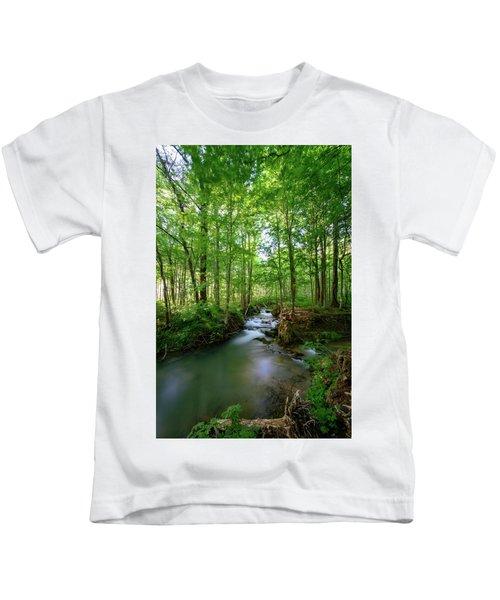 The Green Forest Kids T-Shirt