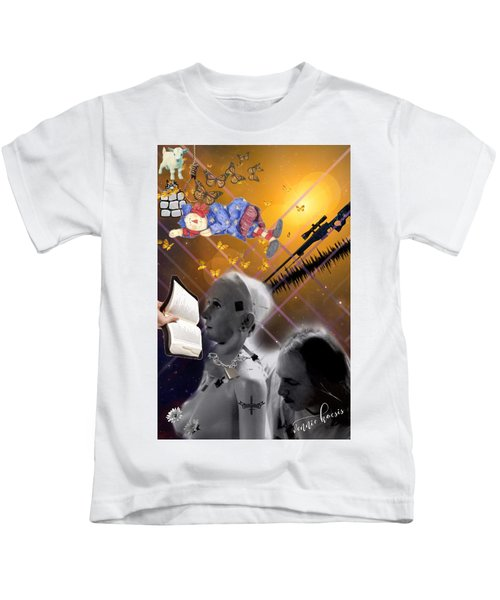 The Handler And The Slave Kids T-Shirt