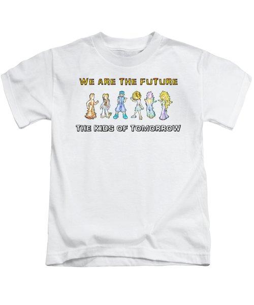 The Kids Of Tomorrow Kids T-Shirt